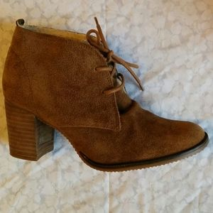 🔥💲Aldo leather booties 6 - NWOT